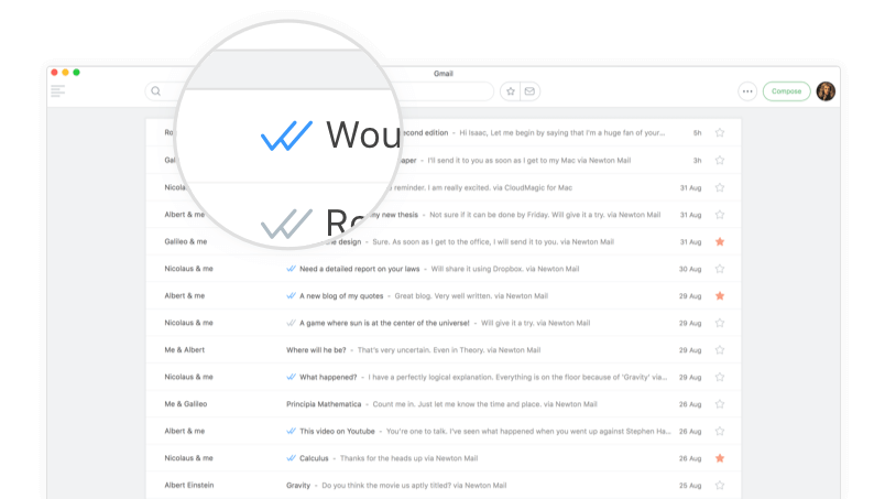 Email Tracking for Gmail, Exchange, Outlook and more