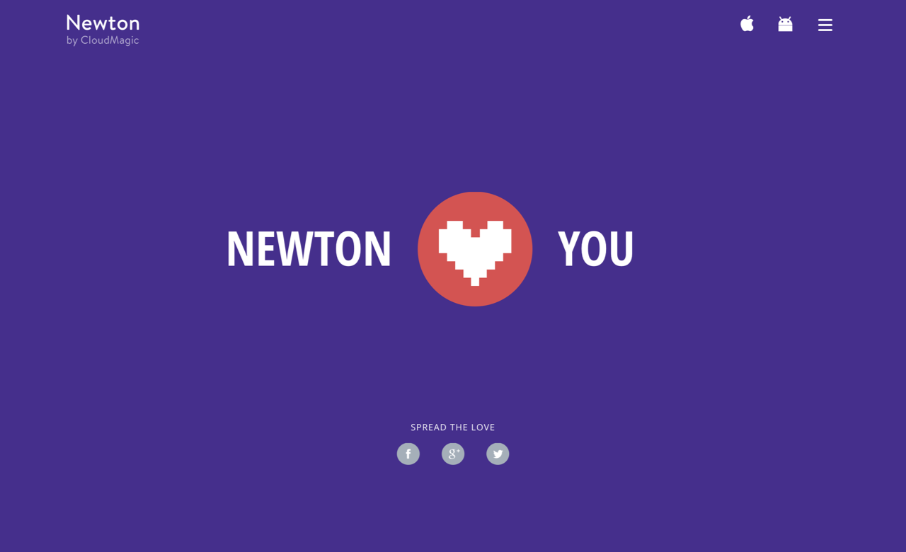 Newton Mail - Email app for iOS, Android, Mac & Windows